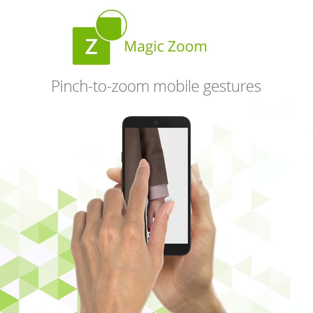 module - Visuels des produits - Magic Zoom - 3