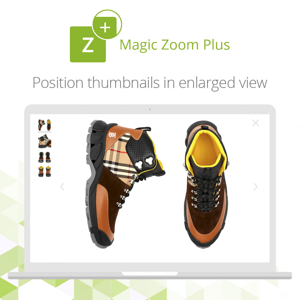 module - Visuels des produits - Magic Zoom Plus - 8
