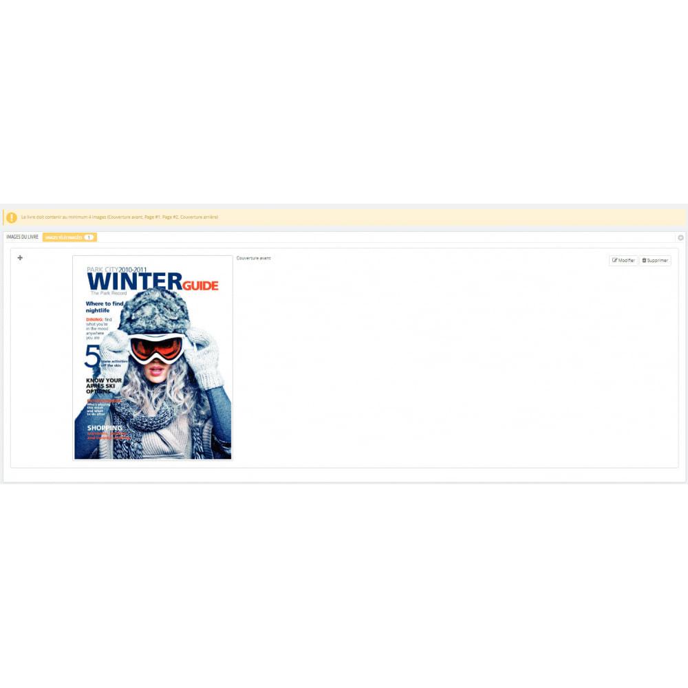 module - Visuels des produits - Flipbook 3D - 8