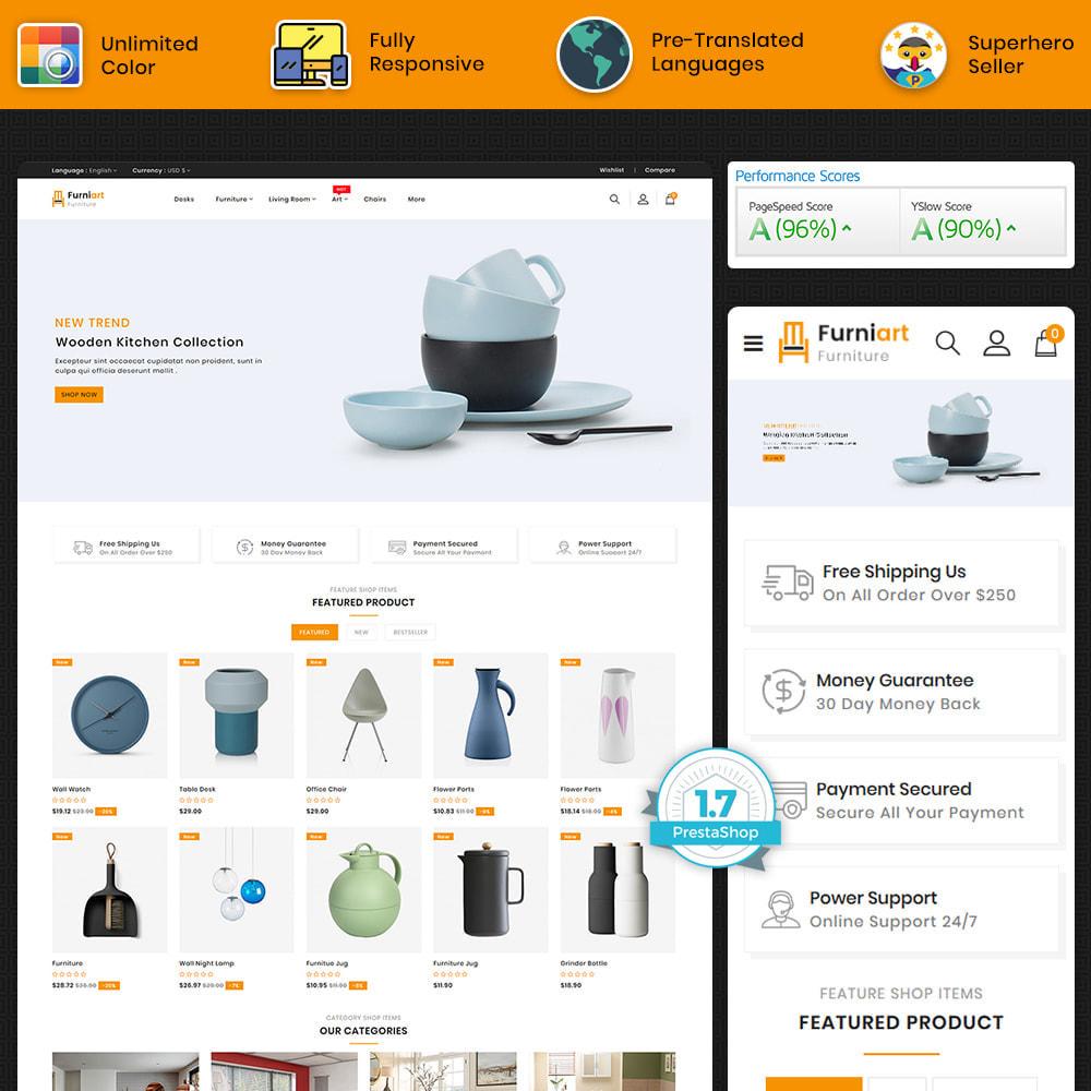 theme - Maison & Jardin - Furniart - The Best Furniture Store - 1