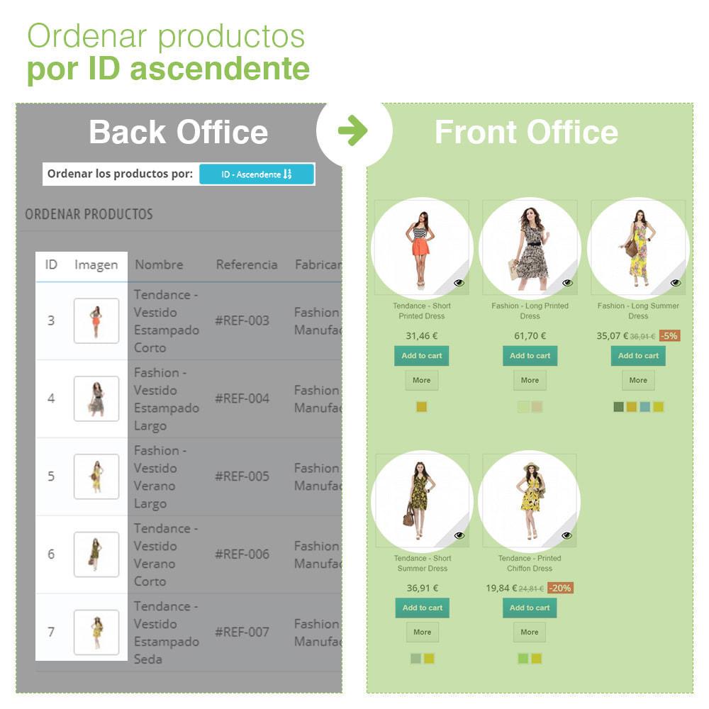 module - Edición Rápida y Masiva - Ordenar Productos por Categoría - Orden Visualización - 9