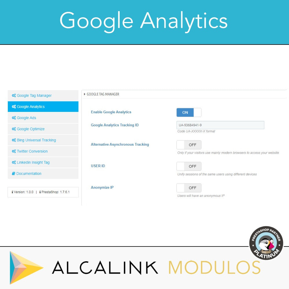 module - Статистика и анализ - Google Tag Manager + Add-ons. User activity. - 4