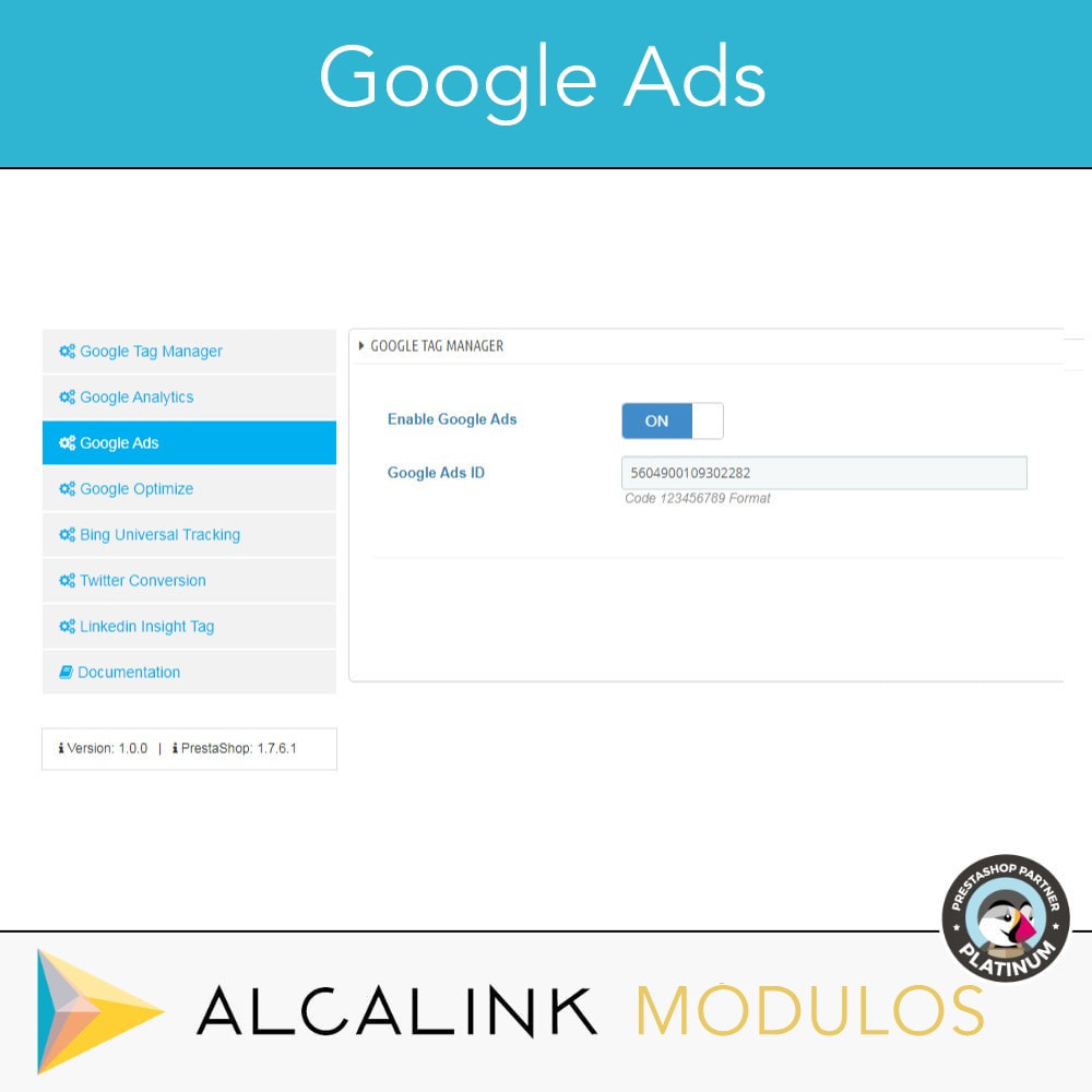 module - Статистика и анализ - Google Tag Manager + Add-ons. User activity. - 5