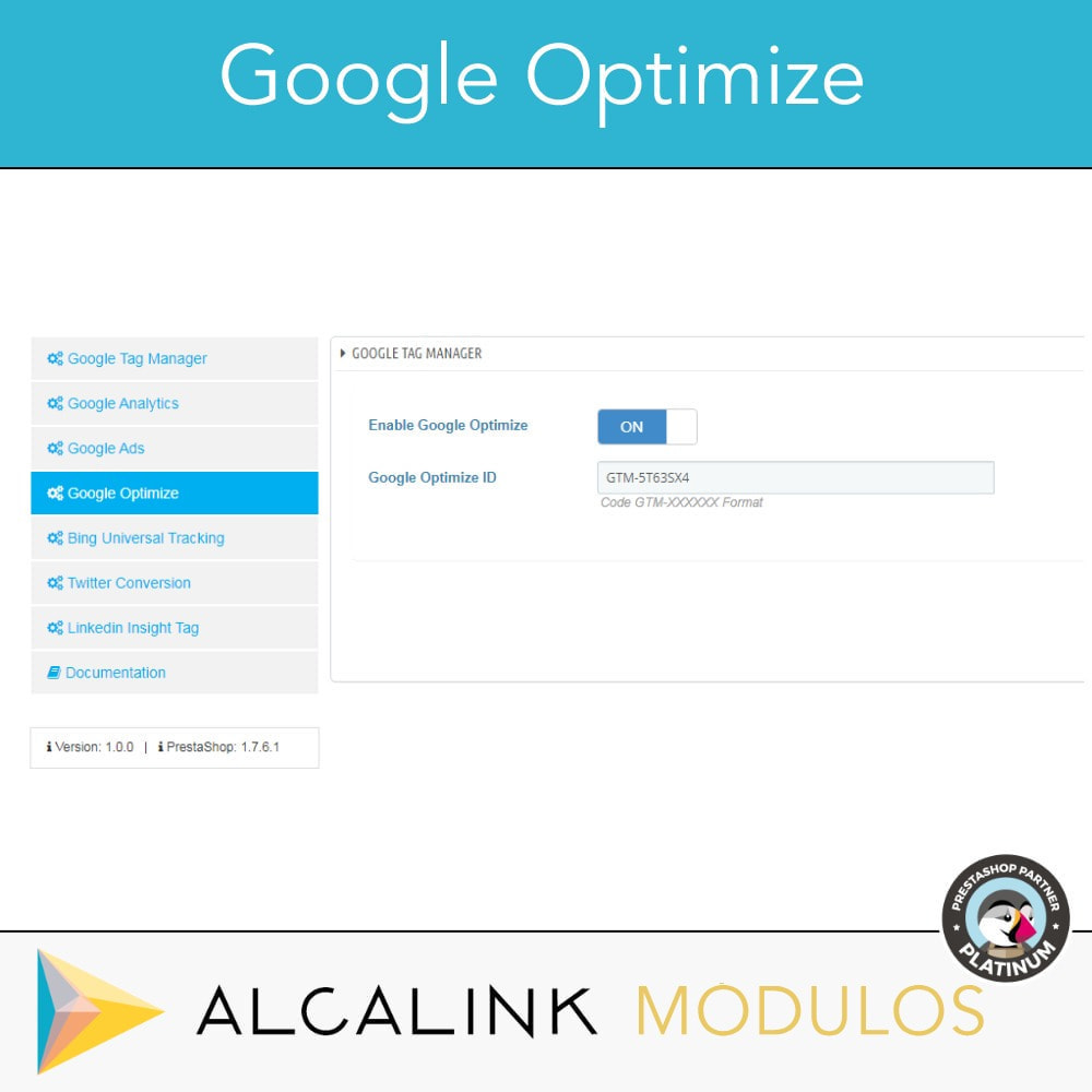 module - Статистика и анализ - Google Tag Manager + Add-ons. User activity. - 6
