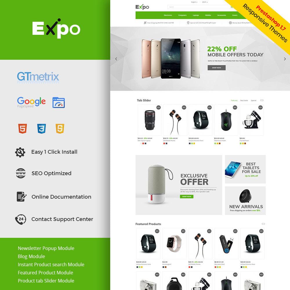 theme - Electronique & High Tech - Mobile - Magasin numérique pour téléphones intelligents - 2