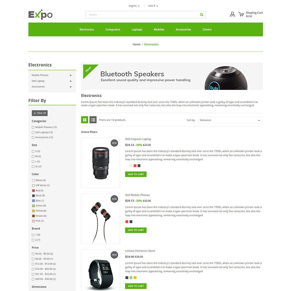 theme - Electrónica e High Tech - Móvil - Tienda electrónica de teléfonos inteligentes - 6