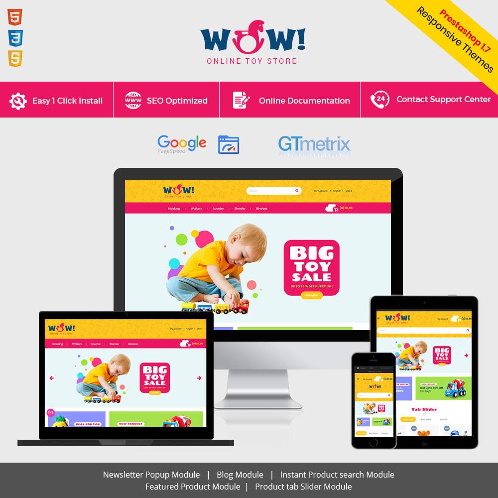 theme - Niños y Juguetes - Wow Kids - Tienda de la estación de Toys Baby Games - 2