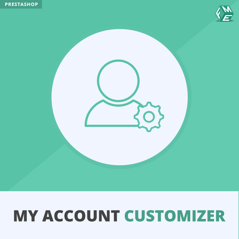 module - Administrative Tools - My Account Customizer - 1