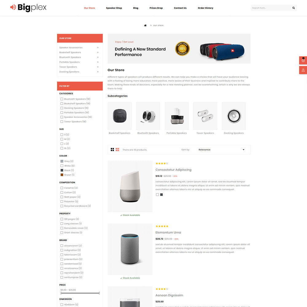theme - Elektronica & High Tech - Bigplex Electronics Store - 5