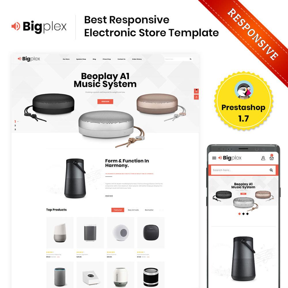 theme - Electronique & High Tech - Bigplex magasin d'électronique - 2
