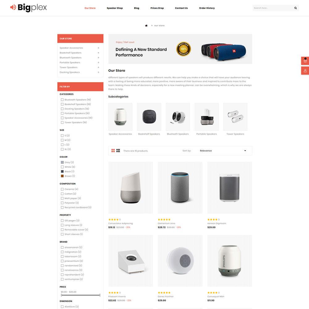 theme - Electronique & High Tech - Bigplex magasin d'électronique - 5