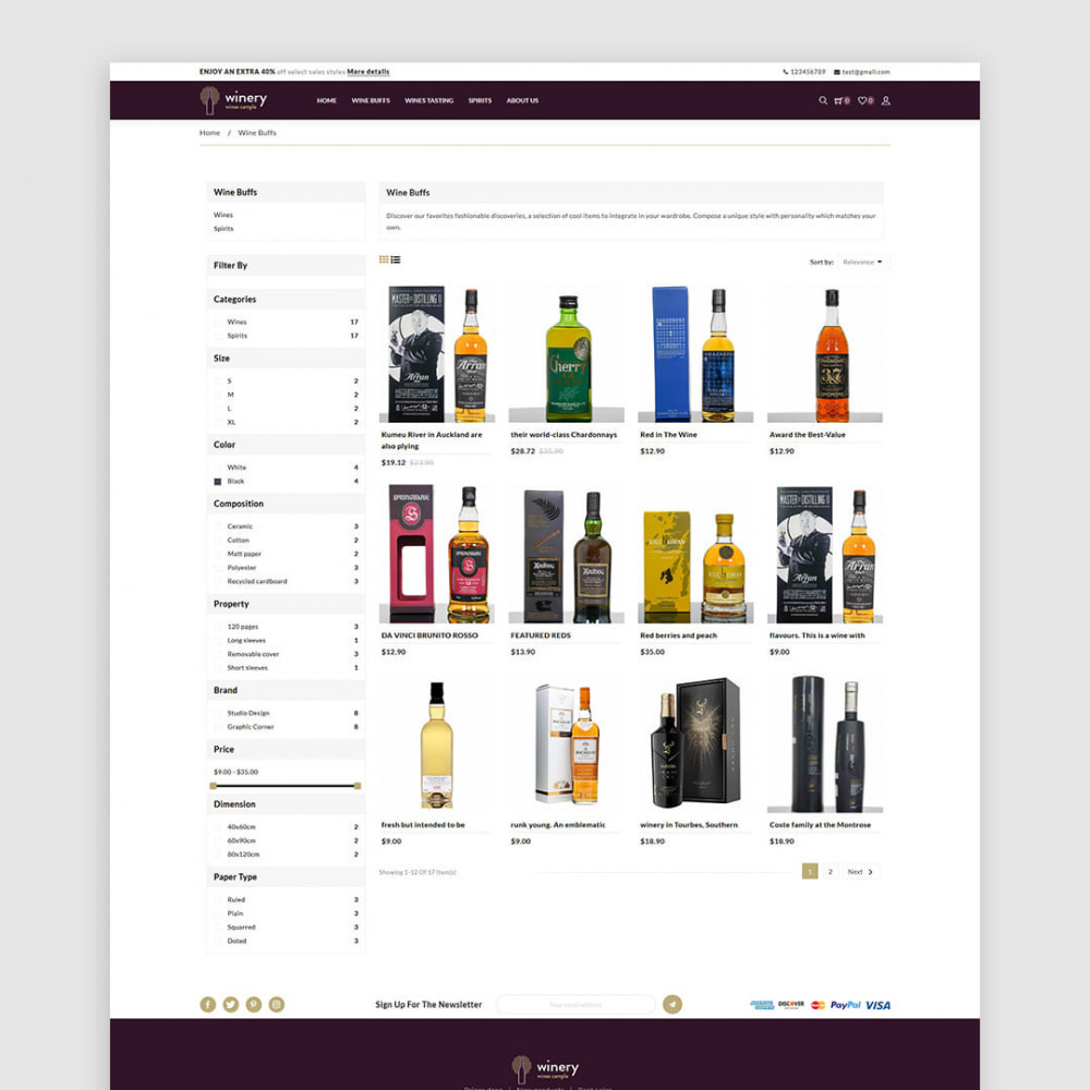 theme - Drink & Tobacco - Wine - The Wine, Bear Store - 3