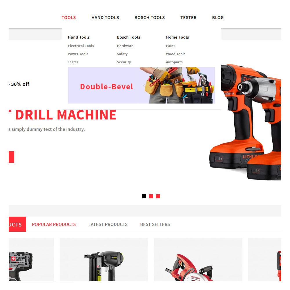 theme - Automotive & Cars - Proto Tools & Parts Shop - 8