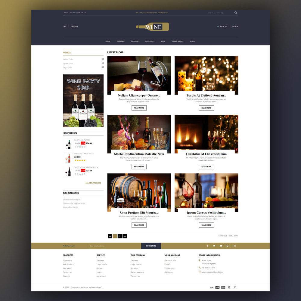 theme - Drink & Tobacco - Online Wine Store - 7