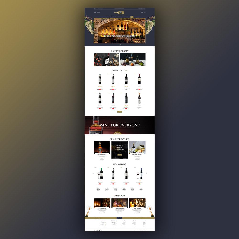 theme - Drink & Tobacco - Online Wine Store - 8