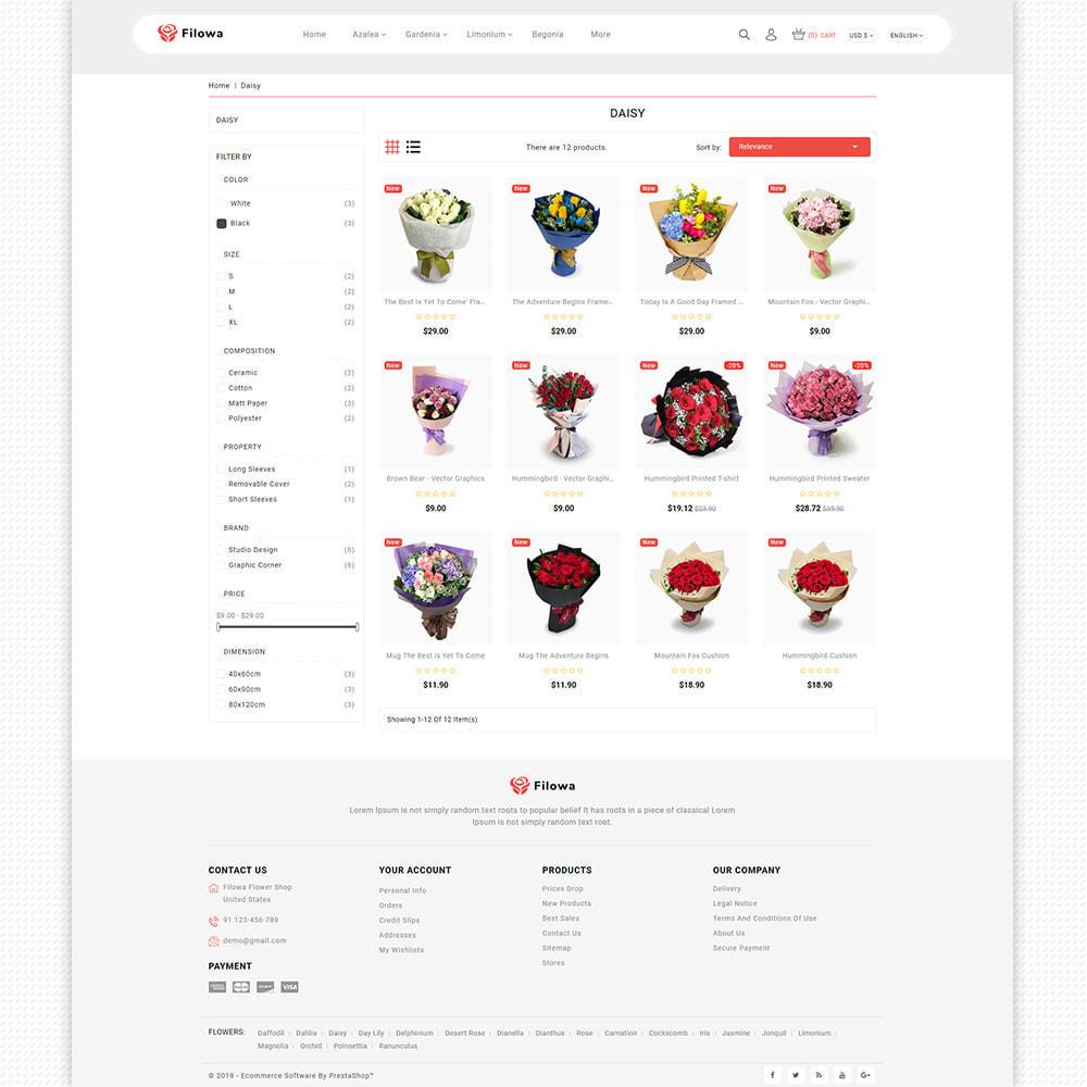 theme - Gifts, Flowers & Celebrations - Filowa - Flower Store - 6