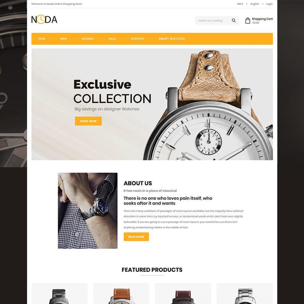 theme - Fashion & Shoes - Noda Fashion - watch Clothes Designer Store - 1