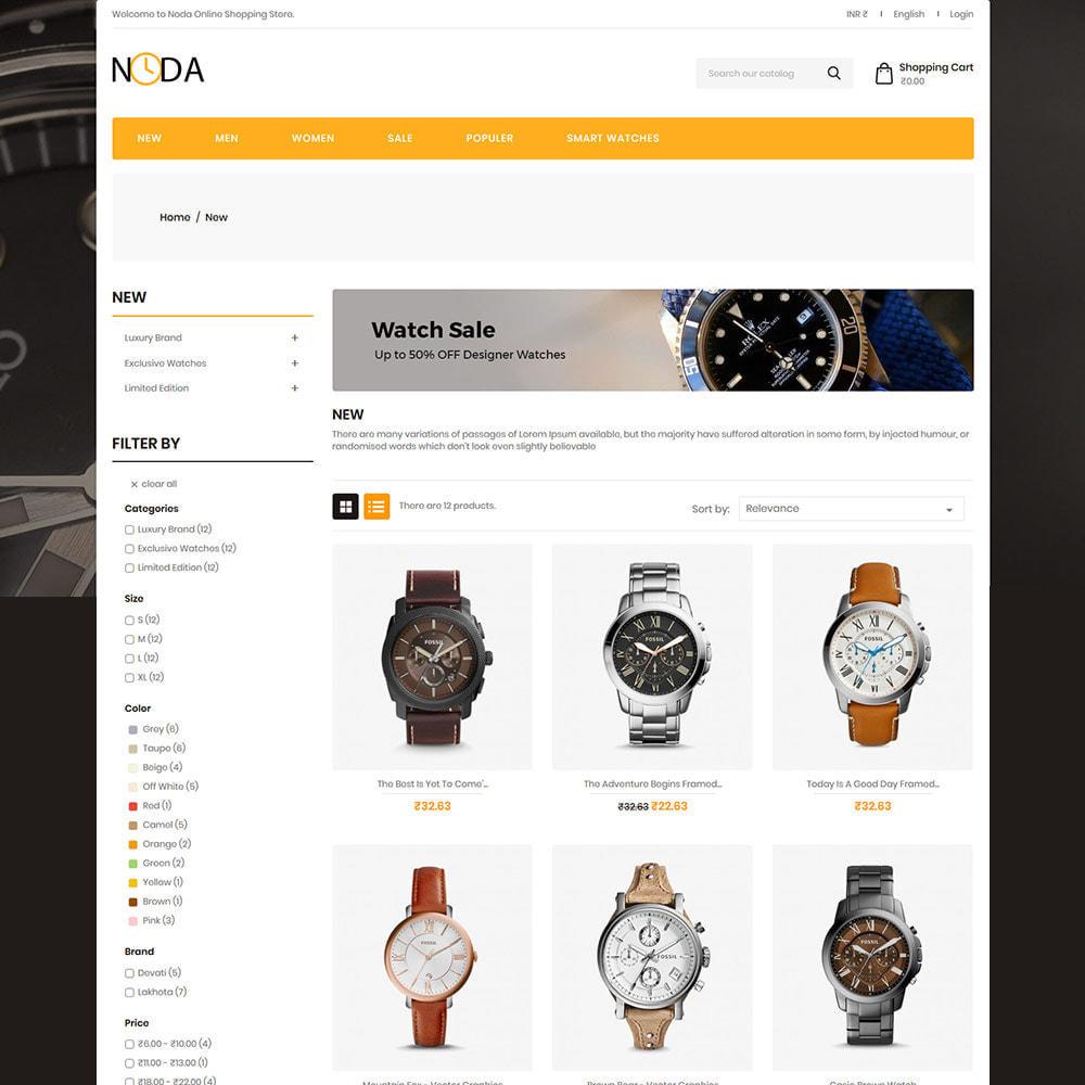 theme - Fashion & Shoes - Noda Fashion - watch Clothes Designer Store - 2