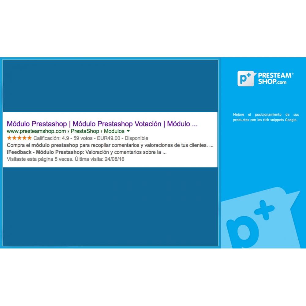 module - Comentarios de clientes - iFeedback - Valoraciónes avanzadas - 11