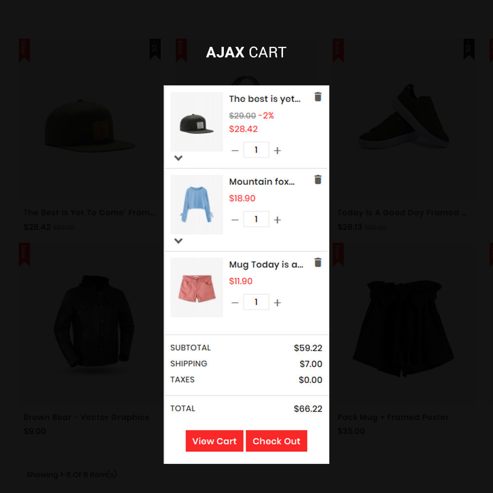 theme - Мода и обувь - Glamora - The Best Fashion Store - 3