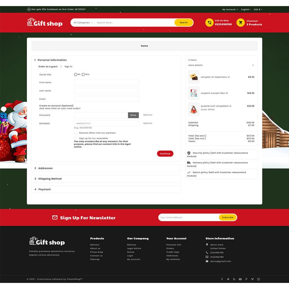 theme - Cadeaus, Bloemen & Gelegenheden - Gift & Articles Shop - 7
