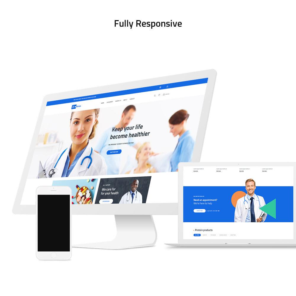 theme - Health & Beauty - Medicine -  Pharmacy Online & Healthcare Specialists - 1