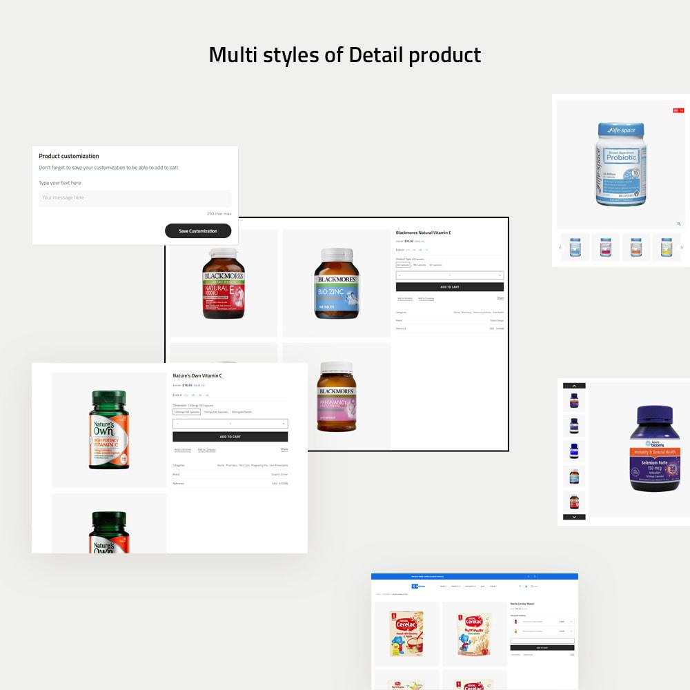 theme - Health & Beauty - Medicine -  Pharmacy Online & Healthcare Specialists - 4