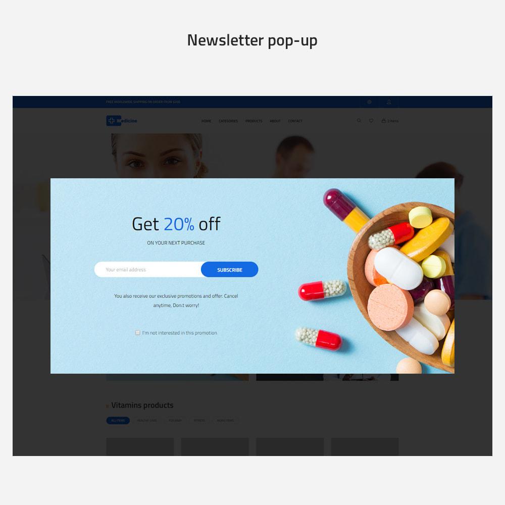 theme - Health & Beauty - Medicine -  Pharmacy Online & Healthcare Specialists - 6