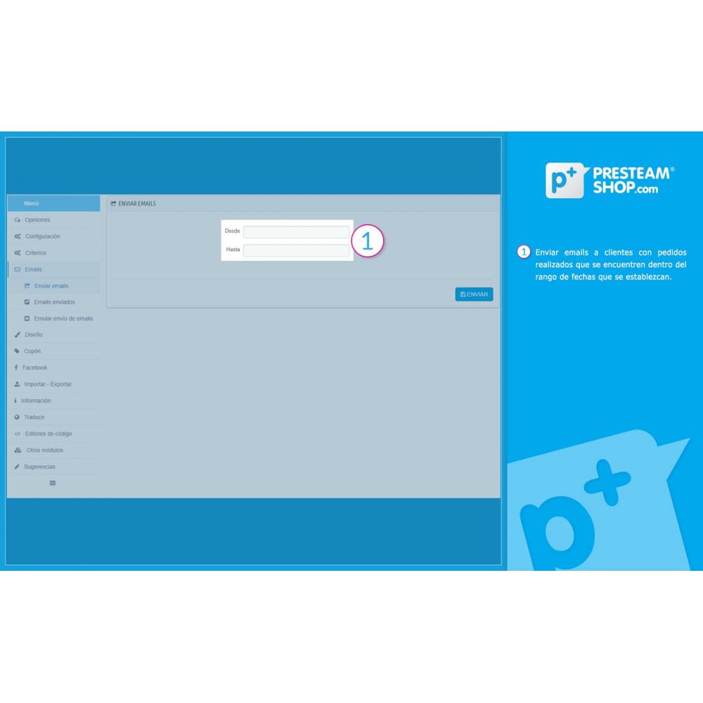 module - Comentarios de clientes - iFeedback - Valoraciónes avanzadas - 22