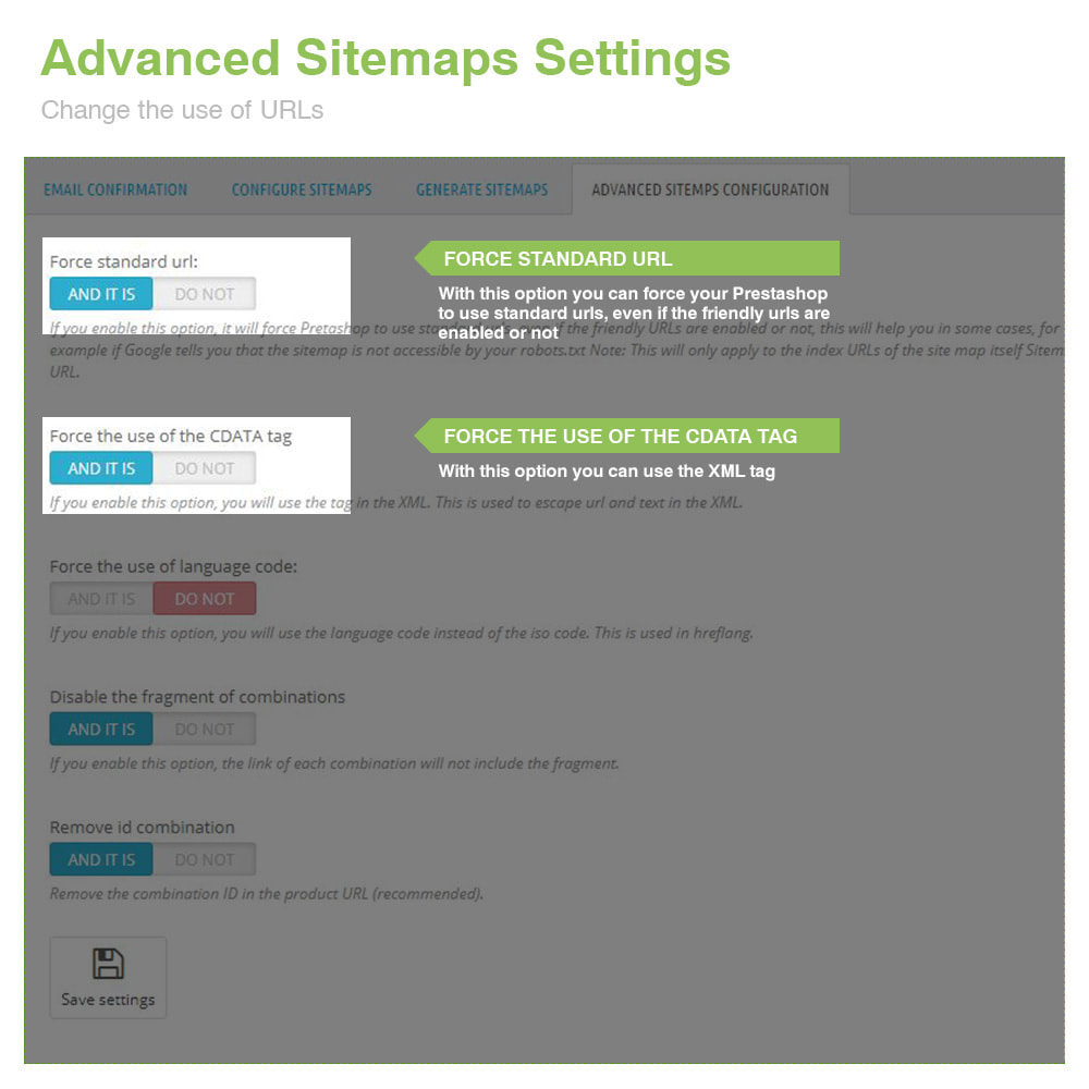 module - Естественная поисковая оптимизация - Multilingual and Multistore Sitemap Pro – SEO - 10