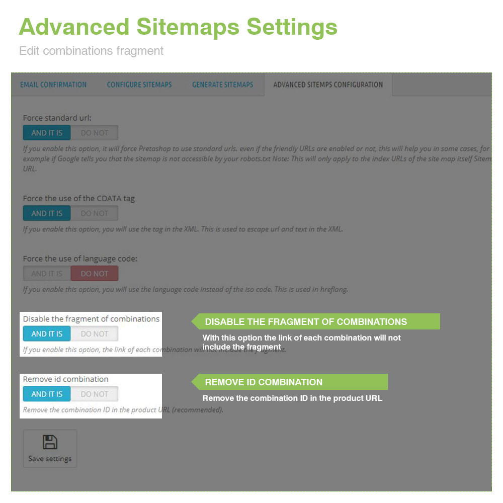 module - Естественная поисковая оптимизация - Multilingual and Multistore Sitemap Pro – SEO - 12