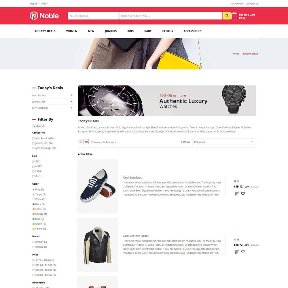 theme - Mode & Chaussures - Noble Apparels - Magasin de mode féminine - 4