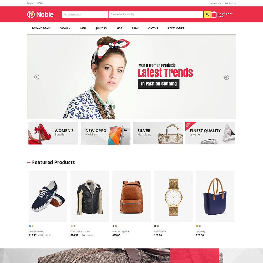 theme - Moda & Obuwie - Noble Apparels - sklep z odzieżą damską - 3