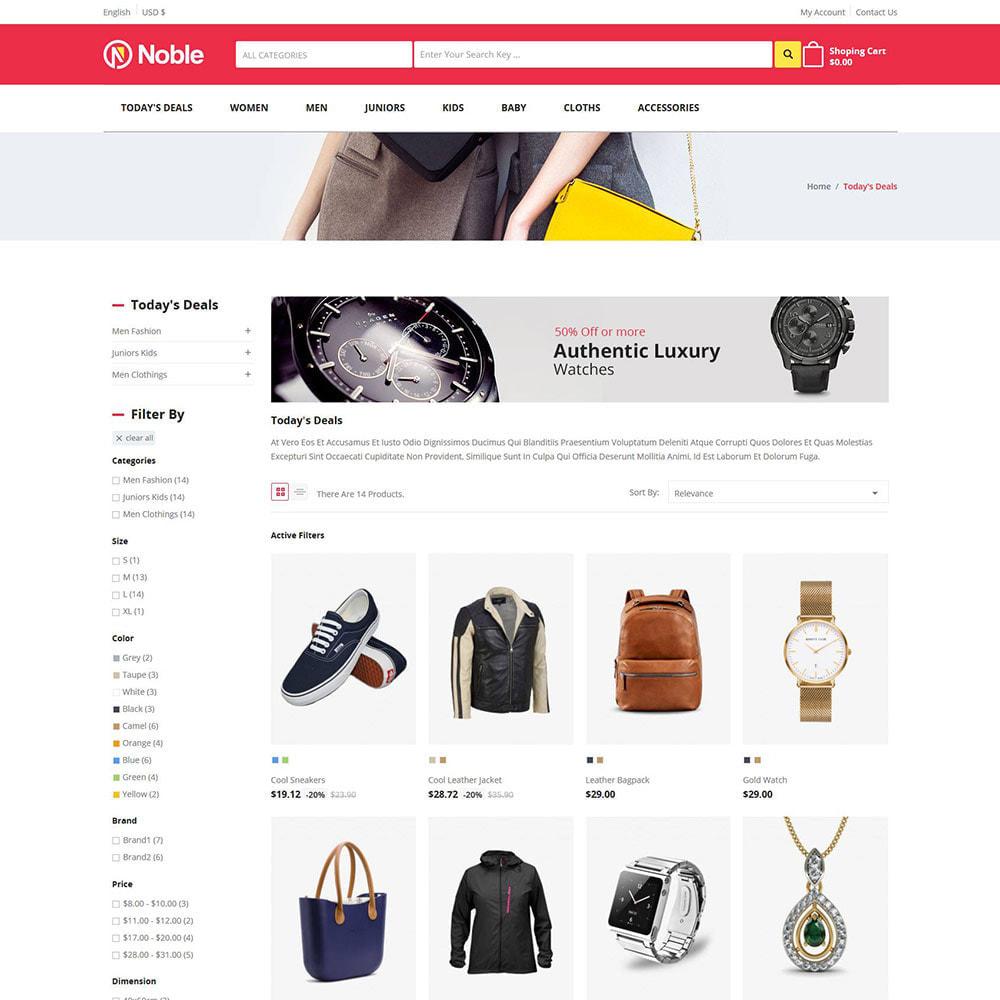 theme - Moda & Obuwie - Noble Apparels - sklep z odzieżą damską - 5