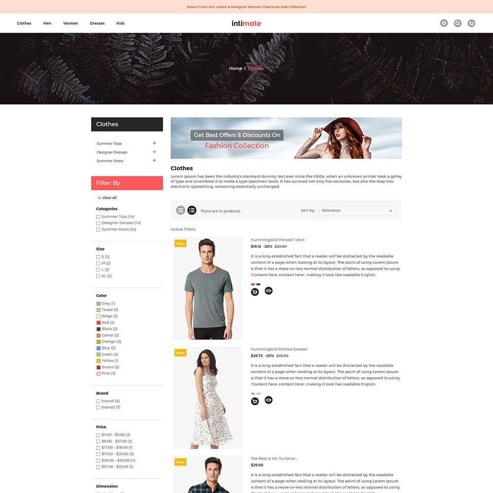 theme - Mode & Schoenen - Intieme stoffen tas - Fashion Accessories Store - 5
