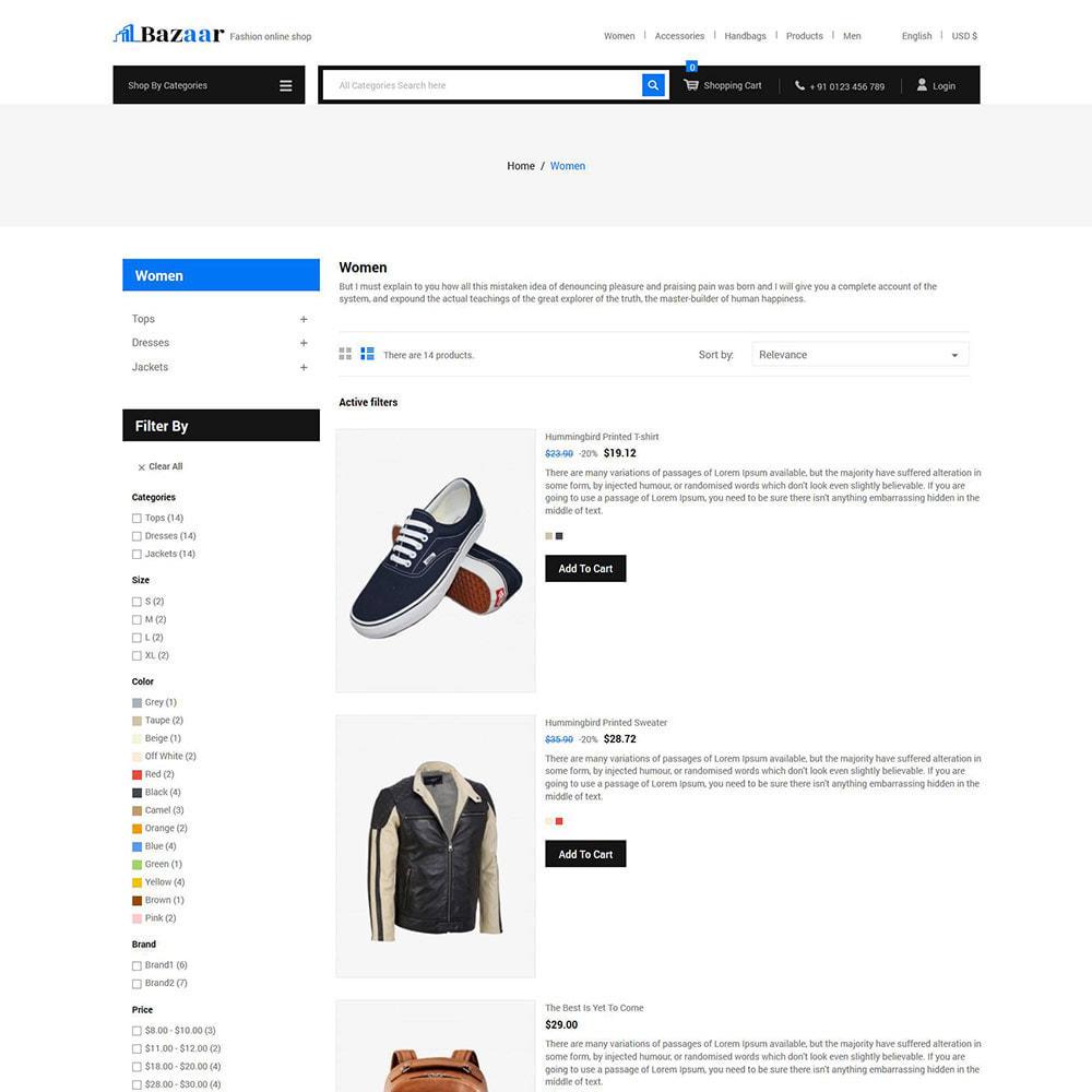 theme - Elektronika & High Tech - Bazaar - sklep z elektroniką mobilną - 5