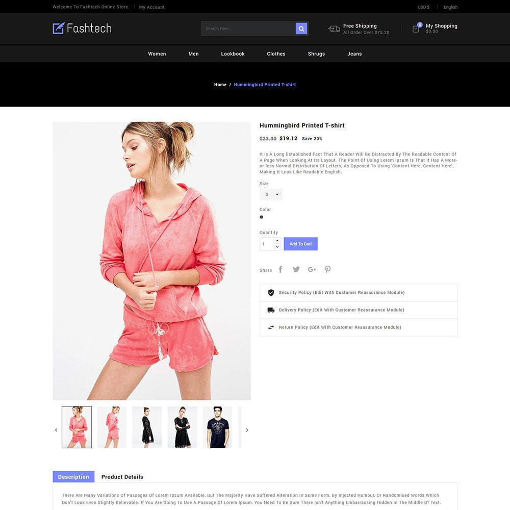 theme - Moda & Obuwie - Odzież modowa - sklep dla kobiet - 6