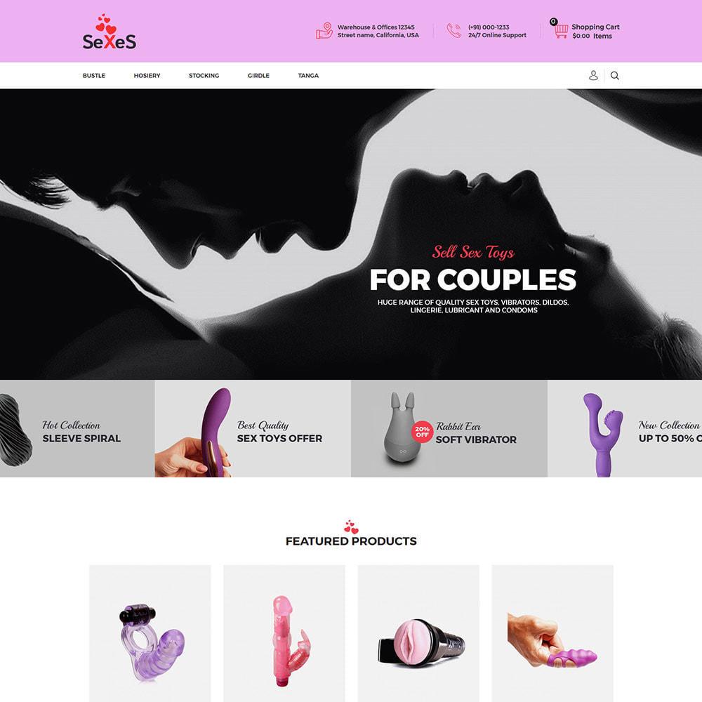 theme - Lingerie & Erwachsene - Sexes - Sexspielzeug Adult Attraction Swim Wear - 4