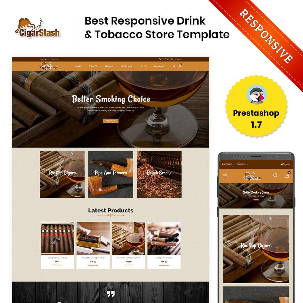 theme - Boissons & Tabac - CigarStash Store - 1