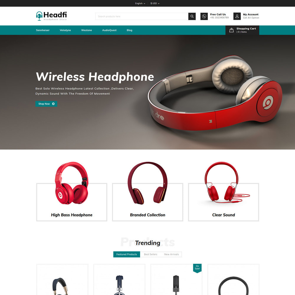 theme - Gifts, Flowers & Celebrations - Headfi - Headphone Store - 2