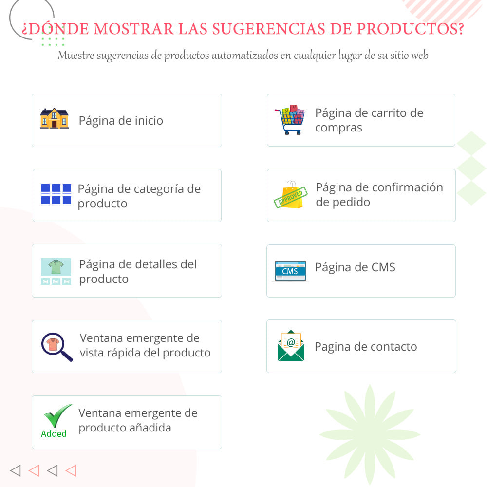 module - Ventas cruzadas y Packs de productos - Cross Selling Pro – Upsell - Carro y todas las páginas - 3