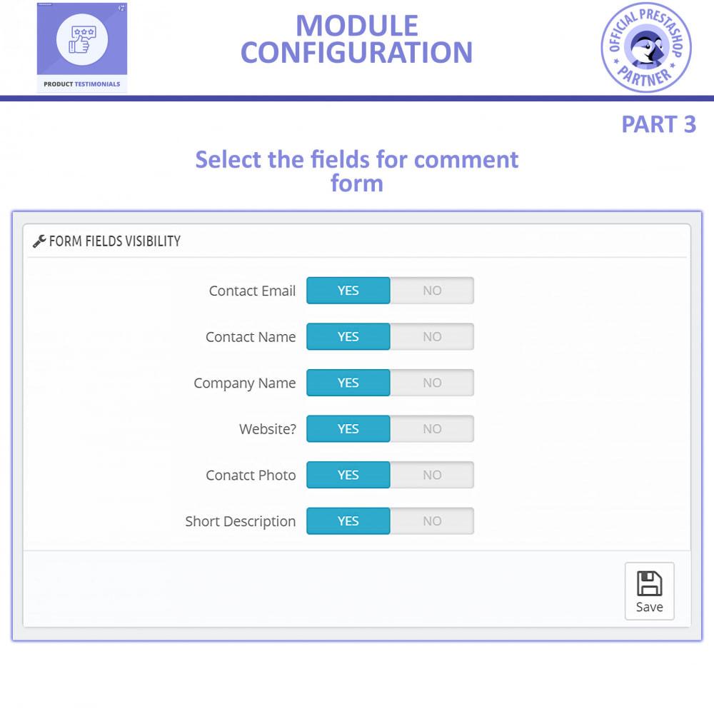 module - Customer Reviews - Customer Reviews + Store Testimonials Module - 10