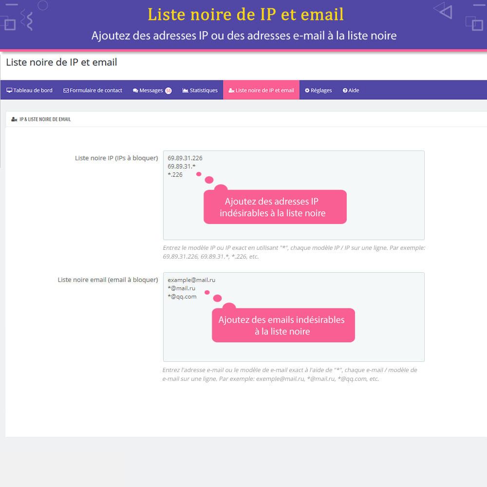 module - Formulaires de Contact & Sondages - Contact Form Ultimate – Générateur de formulaires - 11