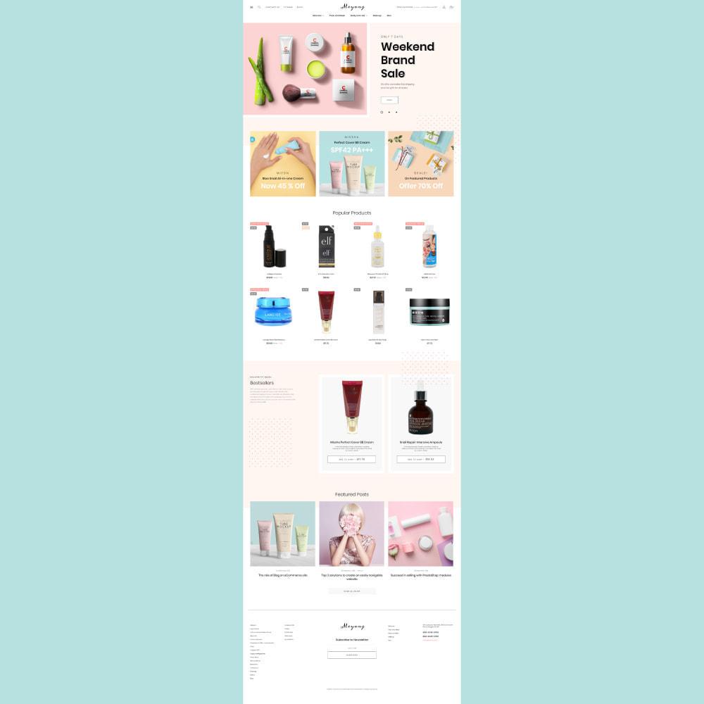 theme - Salute & Bellezza - Meyang - Korean Cosmetics Shop - 4
