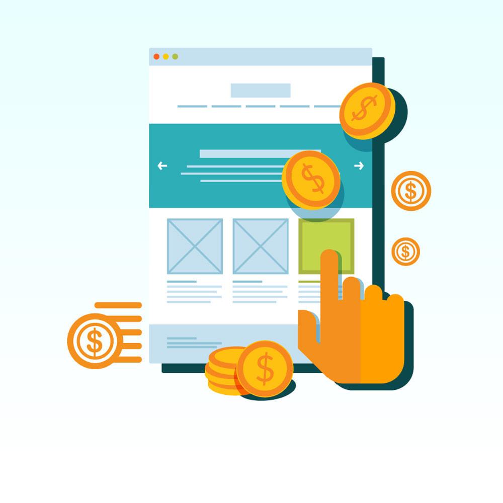 module - Autres moyens de paiement - Coutume mode de paiement - 1