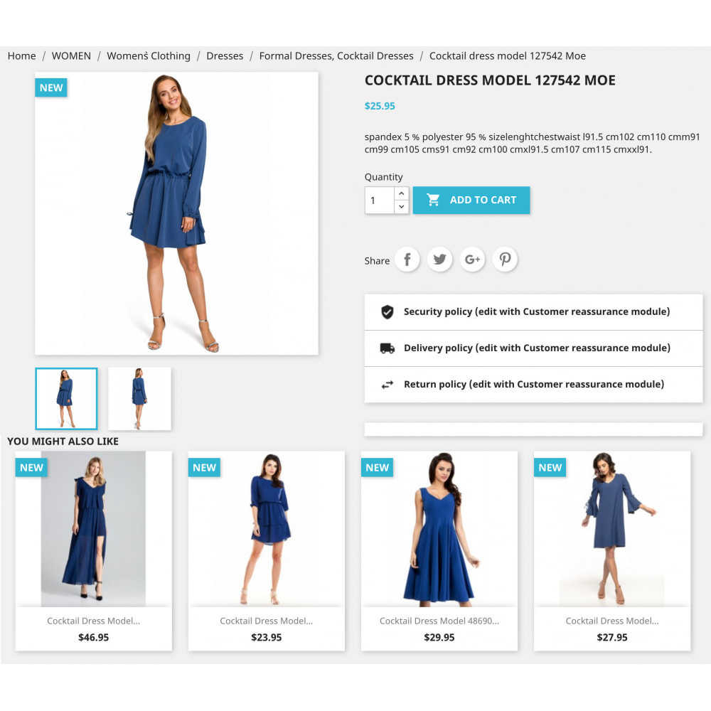 module - Cross-selling & Product Bundles - Visually Related Products - 1