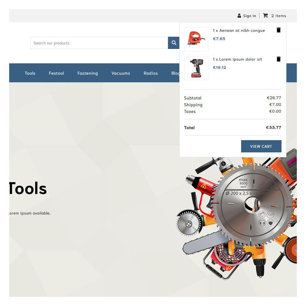 theme - Auto & Moto - Loogs Tools - 6