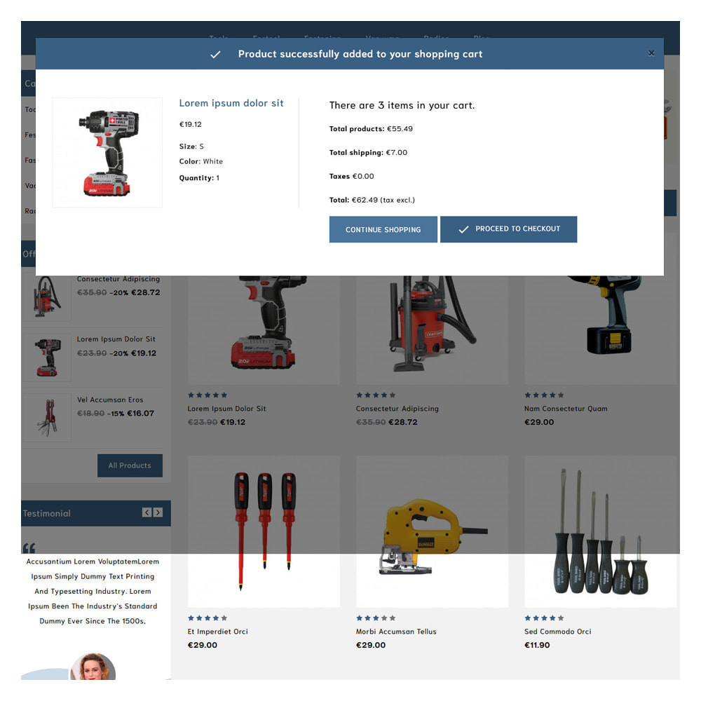 theme - Auto & Moto - Loogs Tools - 7