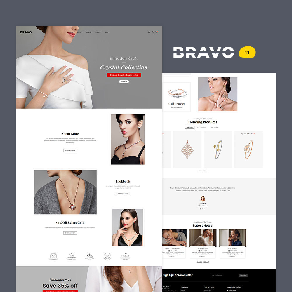 theme - Fashion & Shoes - BRAVO - Multi Purpose Boutique Shop - 12