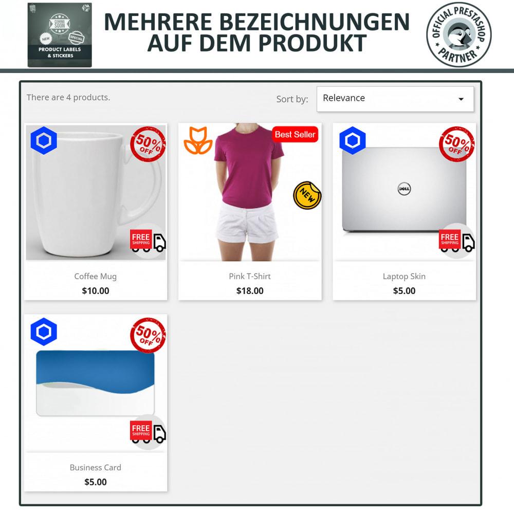 module - Badges & Logos - Produktaufkleber und Aufkleber - 3